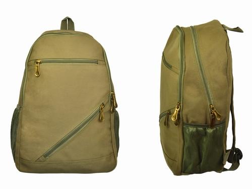 Ранец для молодежи бежевый