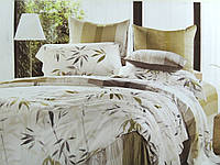 Постельное белье бамбук евро