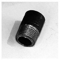 Резьба короткая стальная 15 мм ГОСТ 8969 - 75