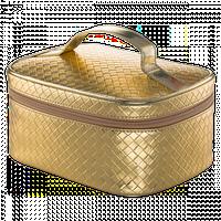 Бьюти-кейс женский Faberlic Золотое плетение