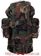 Рюкзак бойової MFH, 65 літрів, вудланд