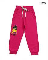 Теплые штаны Minions для девочки. 110, 116 см
