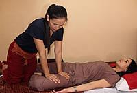 Комплекс тайский массаж + массаж ног 90 минут