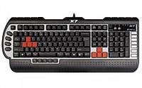 Клавиатура A4tech X7-G800V, USB