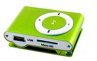 Mp3 плеер под iPod Shuffle (копия) ЗЕЛЕНЫЙ SKU0000549