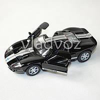 Машинка 2006 Ford GT метал 1:36 черная