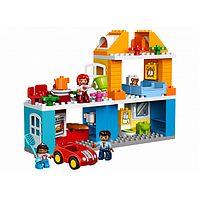 Lego Duplo Семейный дом family house 10835, фото 1