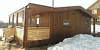 Дачный домик МОДЕРН-1, габариты- 6000х5000