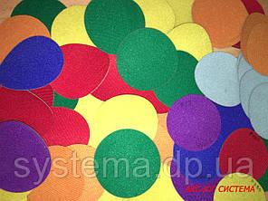 3M™Trizact™ 237AA, А65(P280) - Диск шлифовальный для стали и цветных металлов, д.125 мм, желтый , фото 2
