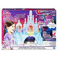 Моя маленькая пони Замок Кристальной Империи (My Little Pony Explore Equestria Crystal Empire Castle)