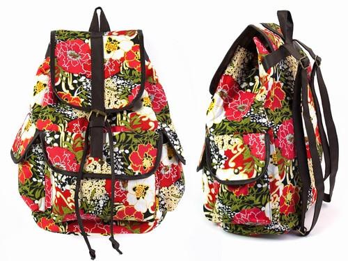 Рюкзак подростковый для девочки Маки