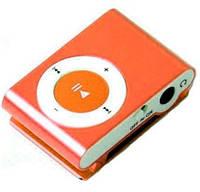 Mp3 плеєр під iPod Shuffle (копія) ПОМАРАНЧЕВИЙ SKU0000551, фото 1
