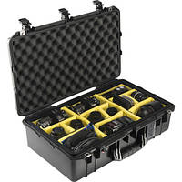 Pelican Air 1555 with Padded Dividers (Black)
