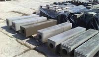 Формы изготовления забора бетона