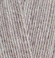 Пряжа Лана голд 800 Lanagold 800 Alize, № 207 св. коричневый