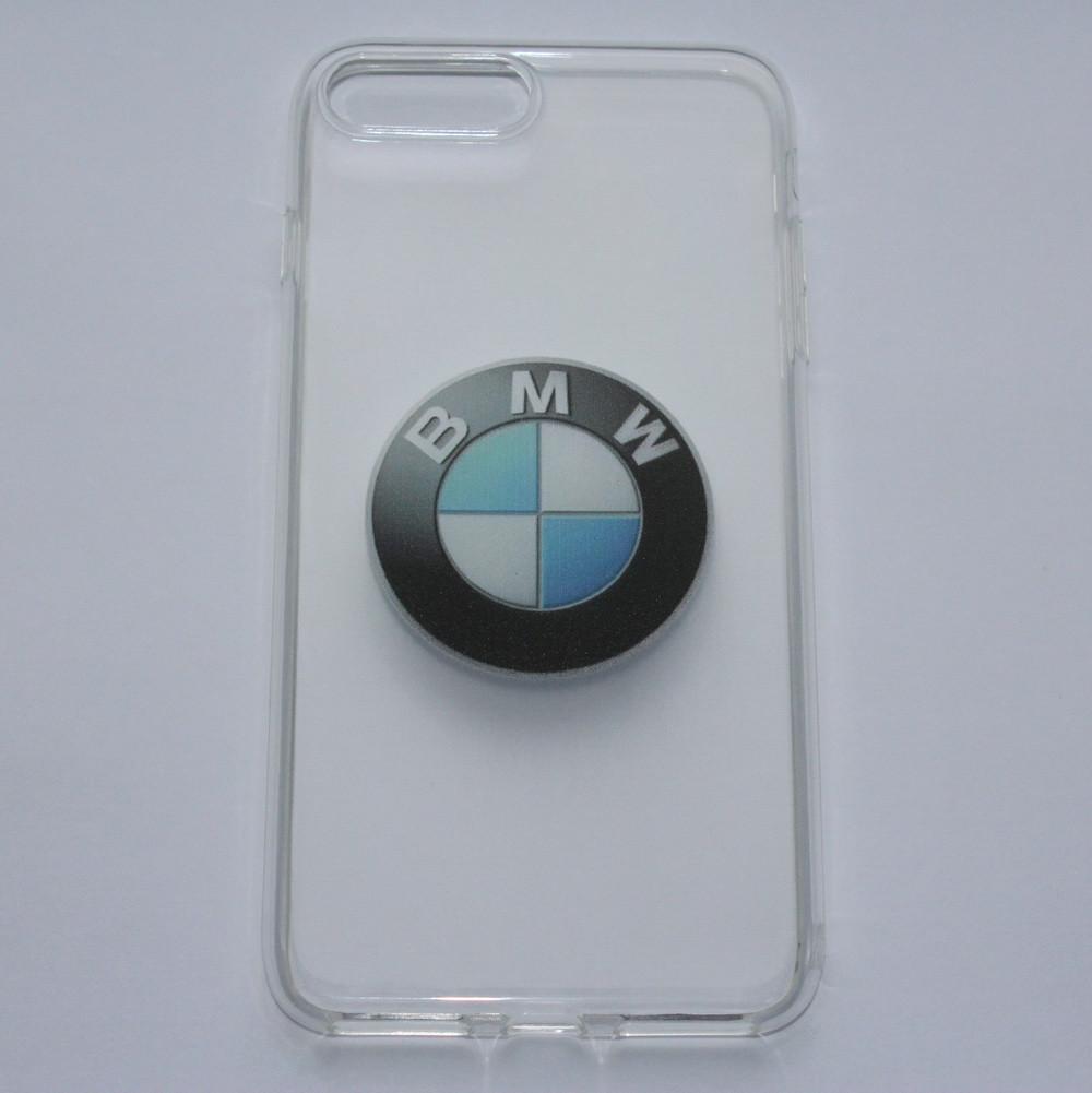 Чехлы для iPhone 7 BMW силиконовые