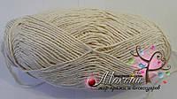 Стоковая хлопковая пряжа для вязания, 400 грамм