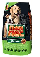 Пан-пес Сухой корм для щенков Юниор 10кг