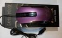 Мышка компьютерная проводная ZW116 цветок*2474