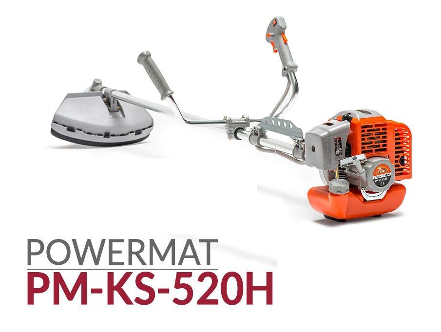 Бензокоса Powermat PM-KS-520HAV