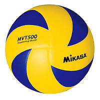 Волейбольный тренировочный мяч Mikasa MVT500