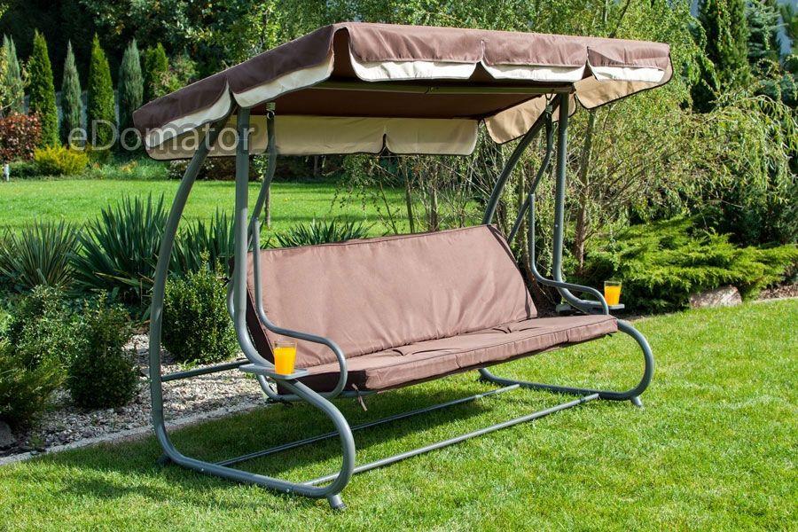Качели садовые для 4 человек Furnide  Relax Plus