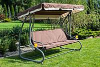 Качели садовые для 4 человек Furnide  Relax Plus, фото 1