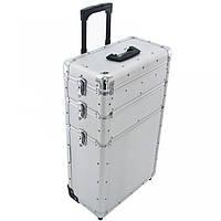 Косметический чемодан трехсегментный  K493