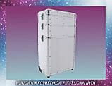 Косметический чемодан трехсегментный  K493, фото 2