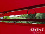 Павильон Swing & harmonie 3 х 4 м красный с LED подсветкой от солнечной батареи, фото 6