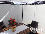 Круглий павільйон Swing & harmonie 3.5 м Бежевий, фото 3