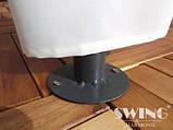Круглий павільйон Swing & harmonie 3.5 м Бежевий, фото 7