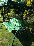 Садовые качели VIP для 3 человек, фото 3