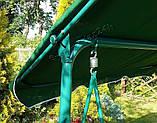 Садовые качели VIP для 3 человек, фото 5