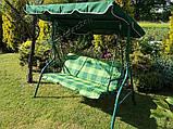 Садовые качели VIP для 3 человек, фото 6