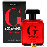 JM  Giovanni Sport Men 100ml