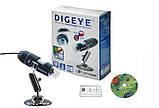 Цифровой микроскоп OPTICON Digeye 500x, фото 5