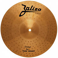 "Zalizo Тарелка ZALIZO Thin Crash 13"" UNIVERSAL-series"