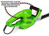 Электрический  кусторез Powermat PM-NE-1500 45CM, фото 6