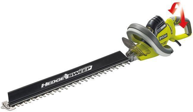 Электрический кусторез RYOBI 550W 55cm