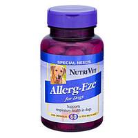 Allerg-Eze добавка для собак при аллергии, жевательные таблетки (Нутри-Вет) Nutri-Vet
