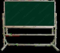 Доска поворотная мобильная на роликах (2000*1000)
