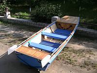 Лодки для рыбалки и отдыха на воде(без покраски )