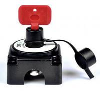 Переключатель массы со съемным ключом, фото 1