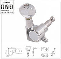 Metallor Metallor MH05 6R in line Колки для электрогитары