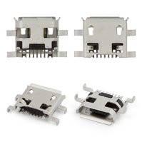 Коннектор зарядки для планшетов; мобильных телефонов, 7 pin, micro-USB тип-B, тип 5