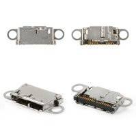 Коннектор зарядки для мобильных телефонов Samsung N900 Note 3, N9000 Note 3, N9005 Note 3, N9006 Note 3, USB 3.0 micro тип-B