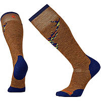 Термоноски Smartwool Men's PhD Slopestyle Medium Akaigawa Socks