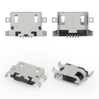Коннектор зарядки для планшета Lenovo IdeaPad S6000; мобильных телефонов Lenovo A319, A536, A6000, A6000T, A6010, A670, A7020 Vibe K5 Note, A830,
