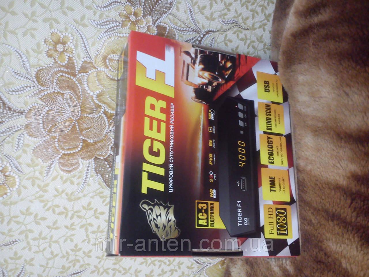 Tiger F1 HD Dolby Digital(акція)